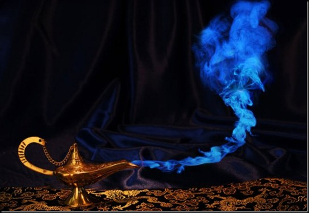 magic lamp_sihirli lamba